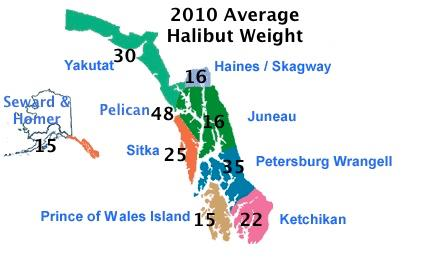 Pelican Bay Alaska Map.Data Shows We Are The Best Halibut And Salmon Fishing In Alaska